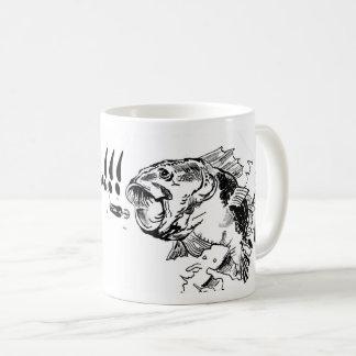 Strike.... !!! coffee mug