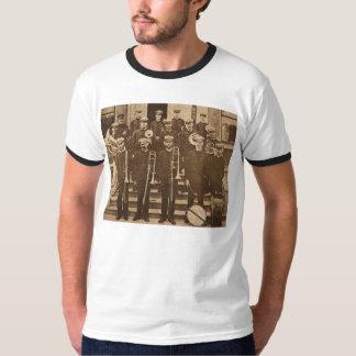 Strike Up the Band Vintage Brass Tshirt