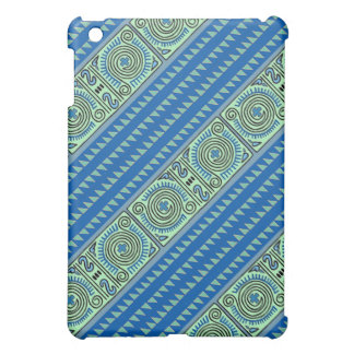 Striking Blue Quenacho iPad Mini Case