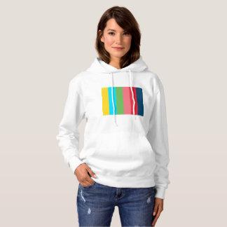 Striking Stripes Hoodie