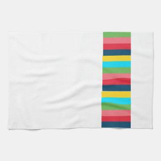 Striking Stripes Tea Towel