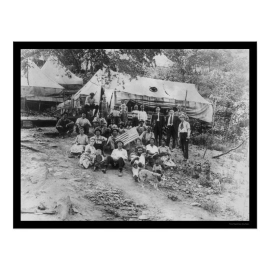 Striking West Virginia Miners 1922 Poster