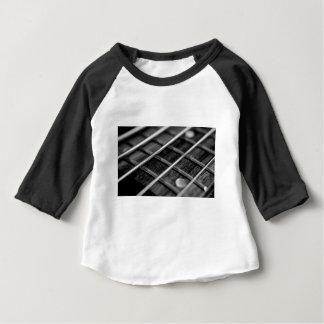String Bass Guitar Music Rock Sound Instrument Baby T-Shirt
