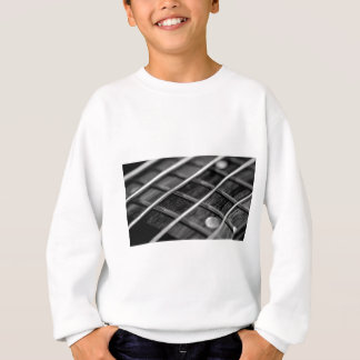 String Bass Guitar Music Rock Sound Instrument Sweatshirt