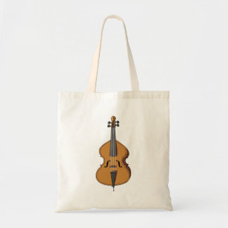 String Bass Tote Bag