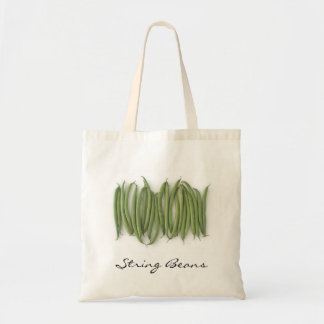 String Beans Budget Tote Bag