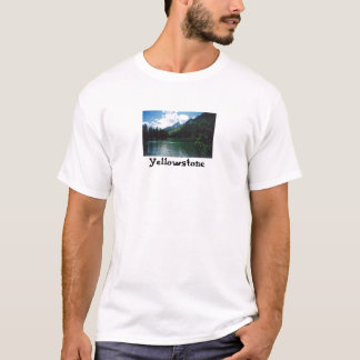 String Lake -Yellowstone T-Shirt