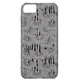 String of Pearls & Butterflies iPhone 5C Case