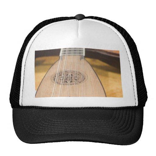 stringed instrument III Hat
