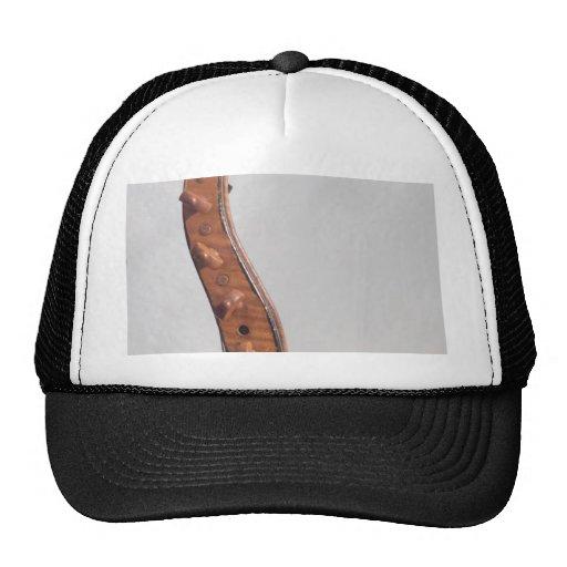 Stringed Instrument Indian Head Trucker Hats