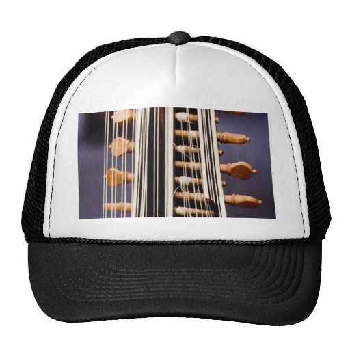 Stringed Instrument V Mesh Hats