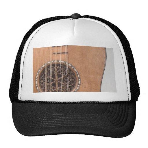 Stringed Instrument VI Mesh Hats