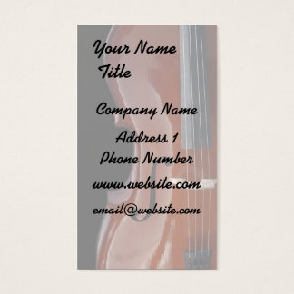Strings Business Card