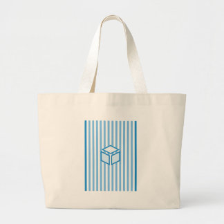 Stripe Jumbo Tote Bag