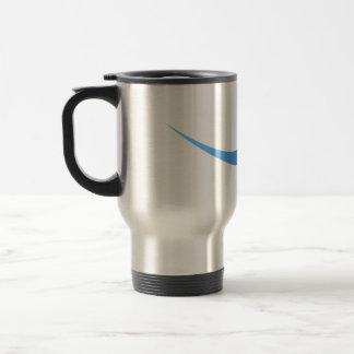 Stripe Manta Travel Mug