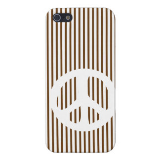 stripe peace sign iPhone 5 Case For The iPhone 5