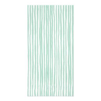 Stripe the Line Picture Card