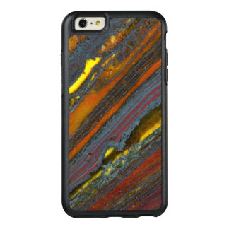 Striped Australian Tiger Eye OtterBox iPhone 6/6s Plus Case
