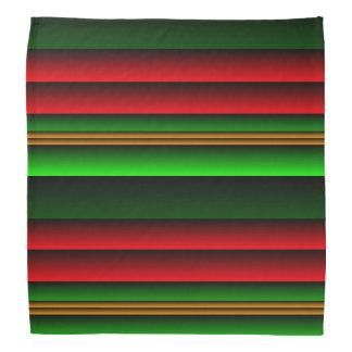 Striped Bandana