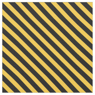 Striped Boy's Fabric, Construction Stripe Pattern Fabric