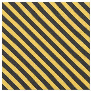 Striped Boy's Fabric, Construction Stripe Pattern Fabric