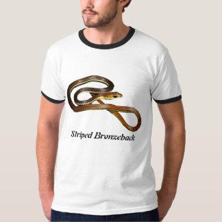 Striped Bronzeback Ringer T-Shirt