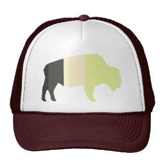 Striped Buffalo Cap
