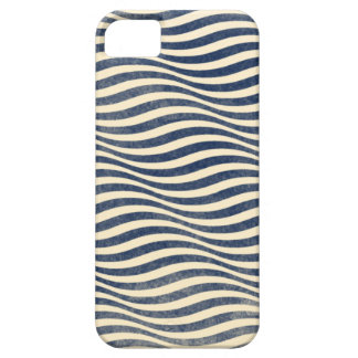 Striped cellular Capinha Case For The iPhone 5