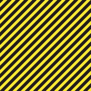yellow black striped stickers zazzle au