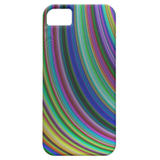 Striped fantasy case for the iPhone 5