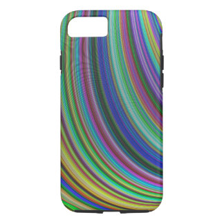 Striped fantasy iPhone 7 case