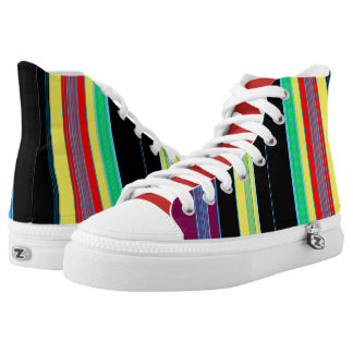 Striped I High Tops
