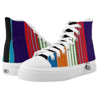 Striped II High Tops