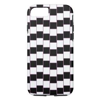 Striped illusion Iphone case