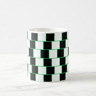 Striped illusion Mug