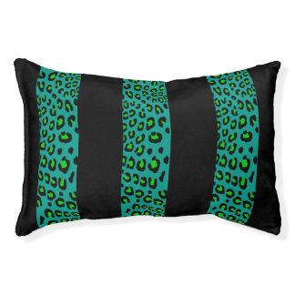 Striped Leopard Print (Customizable Colors)