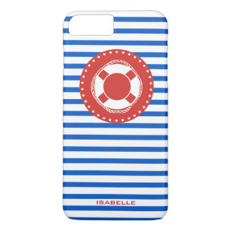 Striped Life Preserver iPhone7 case