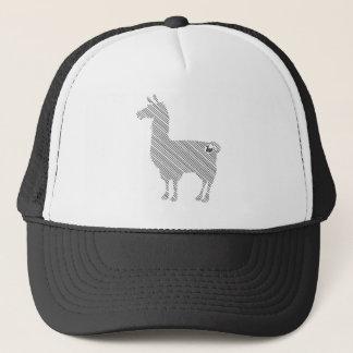 Striped Llama Cap