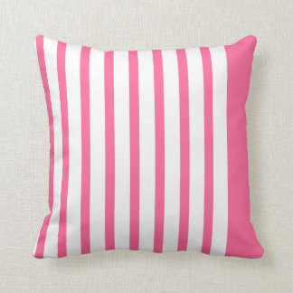 Striped Pillow in Various Colors Throw Cushion