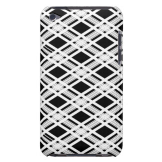 Striped Plaid Pattern iPod Touch Cases