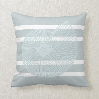 Striped Shell Pillow