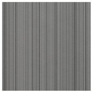 Striped Stripes Pattern Print Grey Fabric