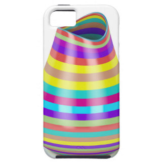Striped vase iPhone 5 case