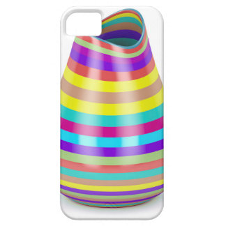 Striped vase iPhone 5 covers