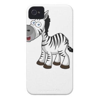 striped zebra art iPhone 4 Case-Mate case