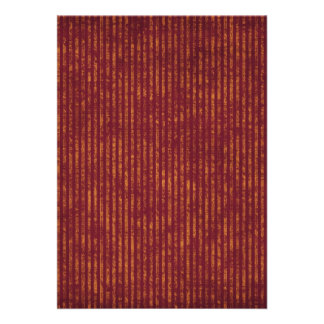 stripes18 BURGUNDY MAROON RUST CORD TEXTURED STRIP Announcement
