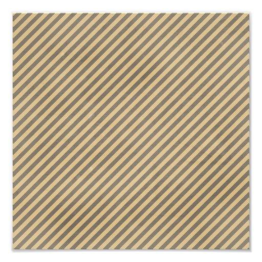stripes63-tan STRIPES TAN BROWN BUSINESS PATTERNS Art Photo