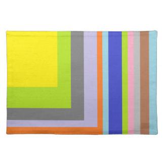 Stripes American MoJo Placemat