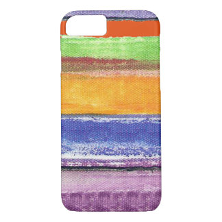 stripes and colors iPhone 8/7 case