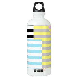 stripes and colours SIGG traveller 0.6L water bottle